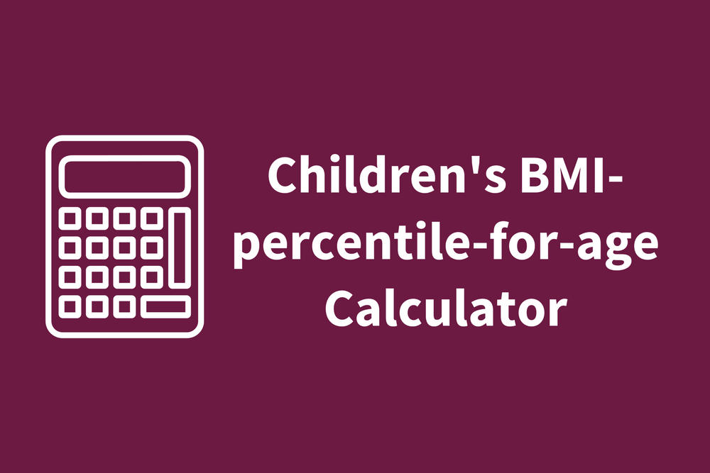 Percentile calculator children