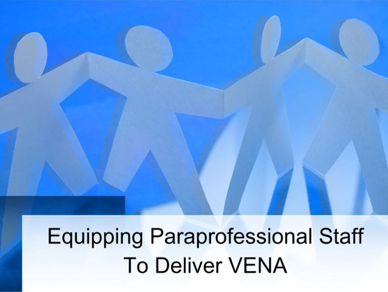 Equipping the Paraprofessional