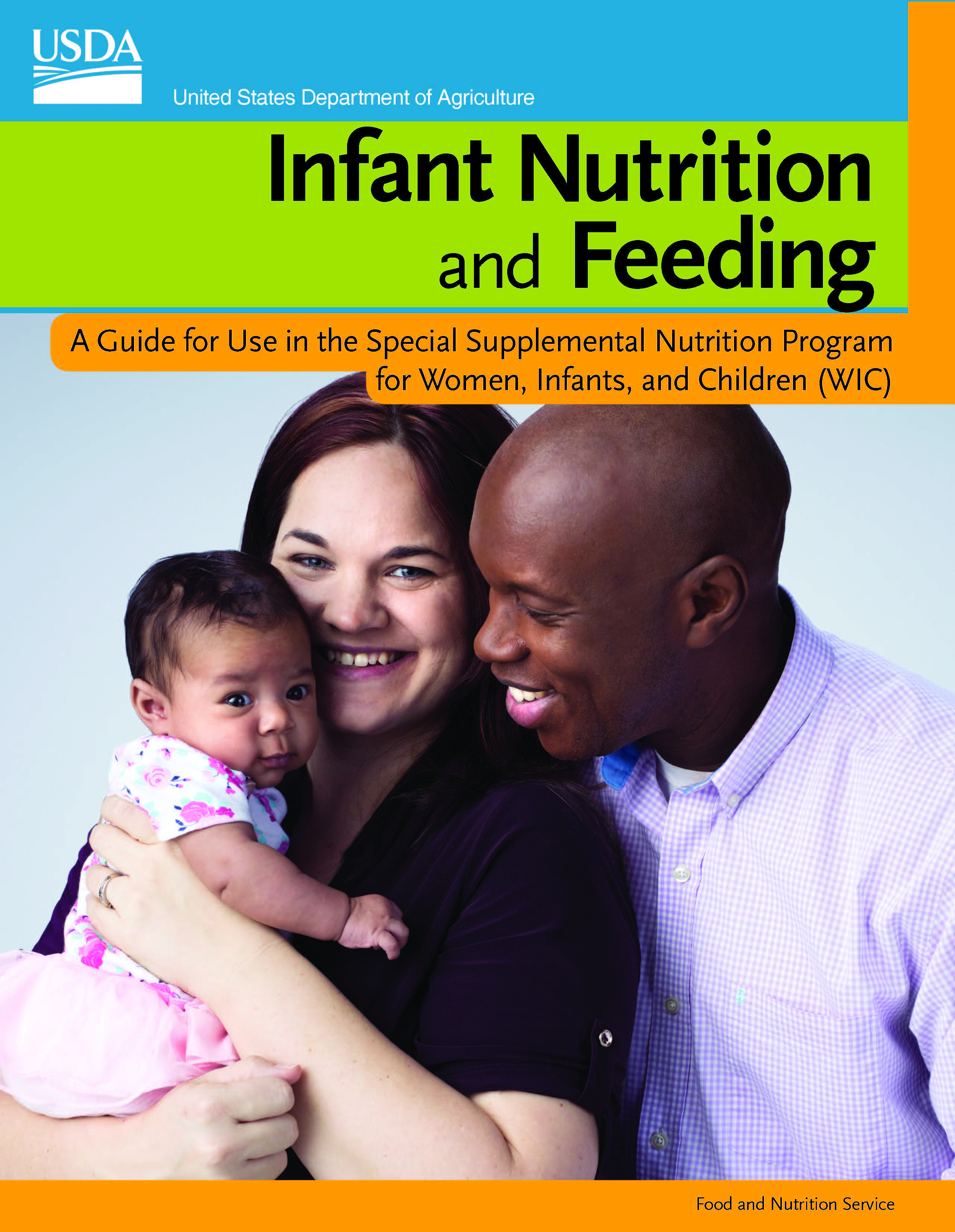 WIC Infant Nutrition and Feeding Guide