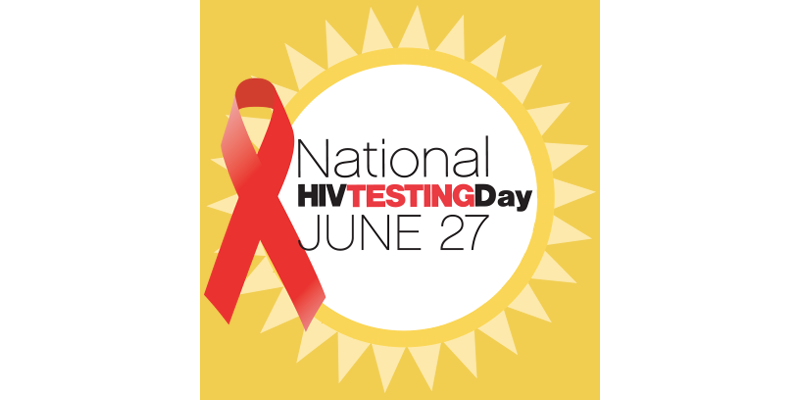 2018 National HIV Testing Day