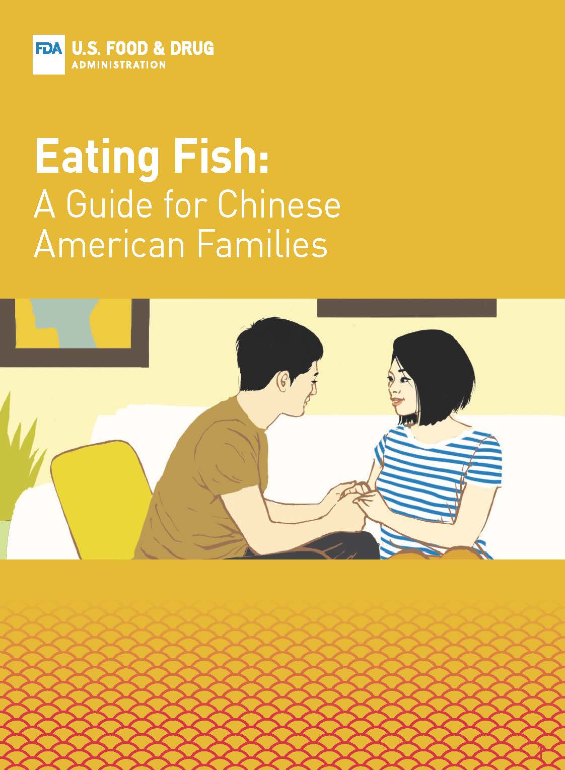cover of Photonovel on Fish Advice for Chinese Families