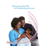 Partnering with WIC for Breastfeeding Success DVD
