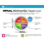 MyPlate, MyWins: Make it Yours Spanish