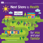 Next Steps to Health for You and Your Family
